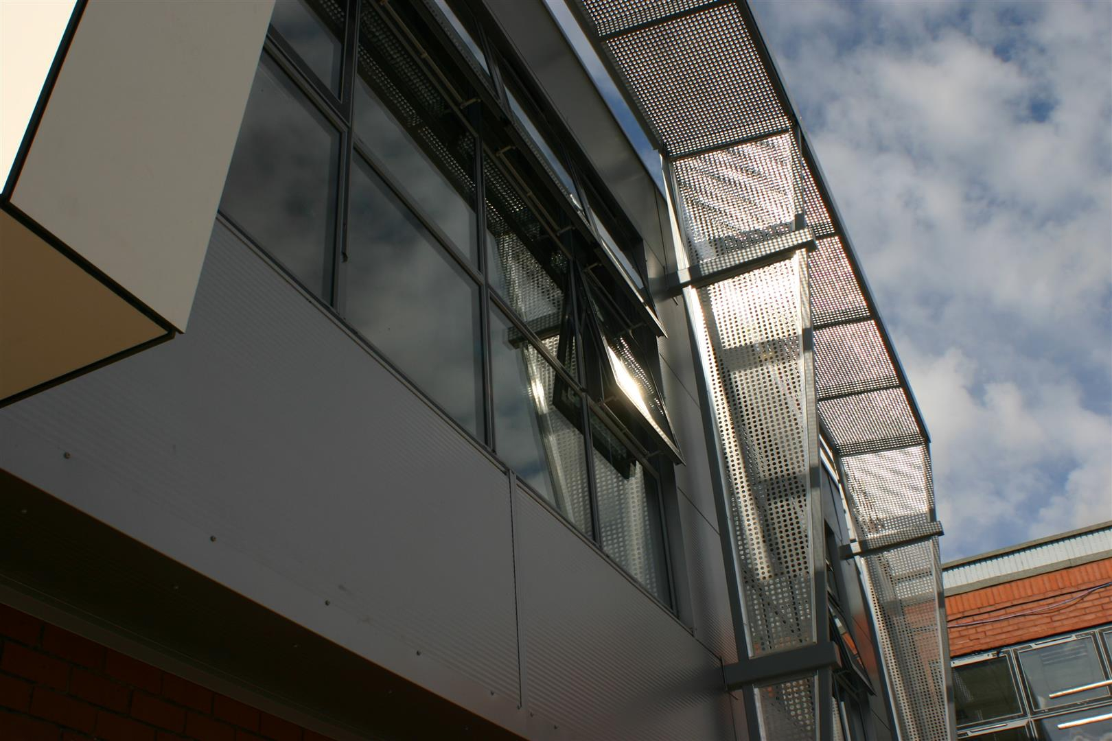 Speedclad Curtain Walling Amp Glazing