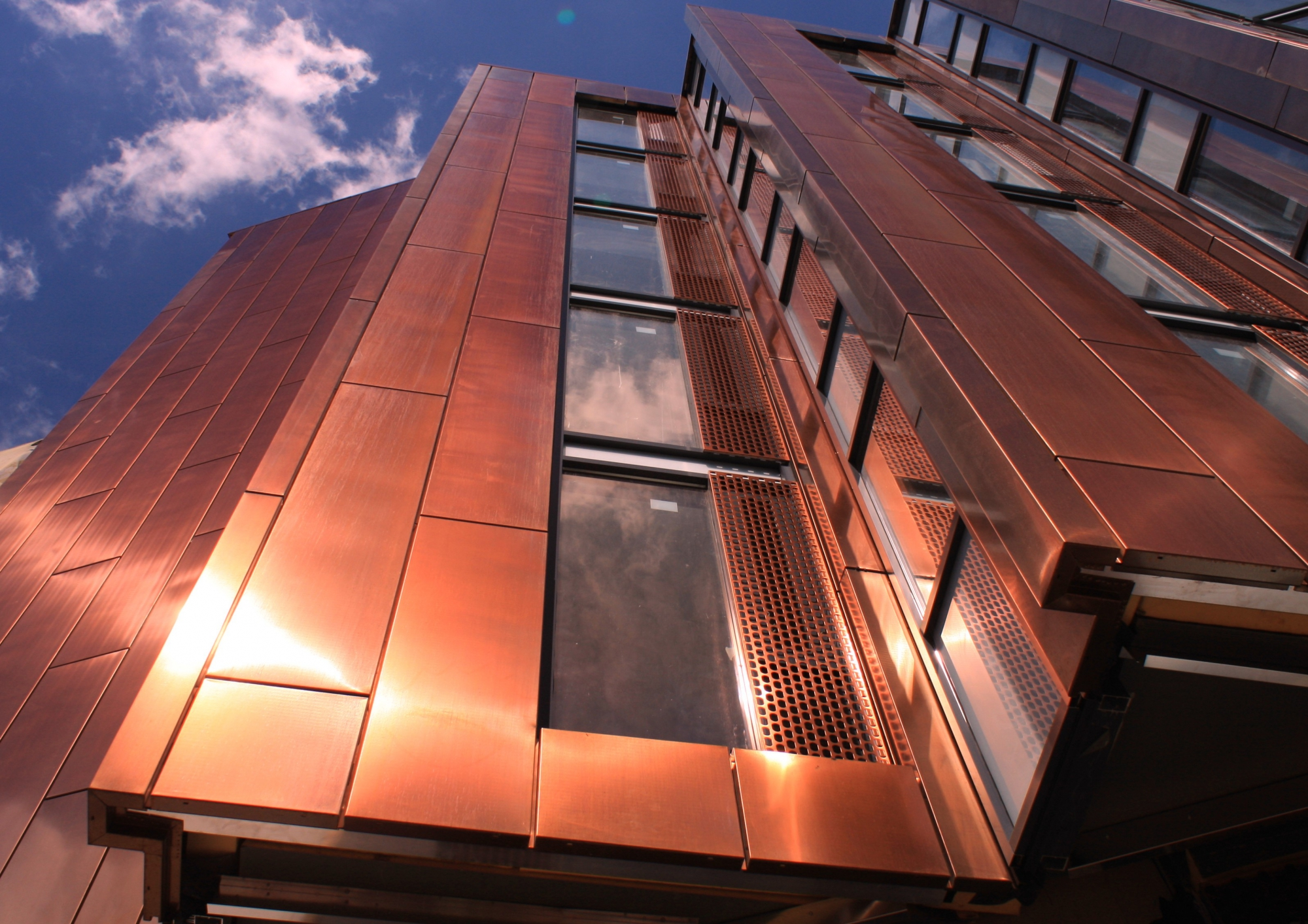 Speedclad Rainscreen Cladding